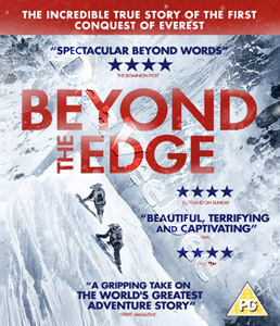 Beyond the Edge (Blu-Ray)